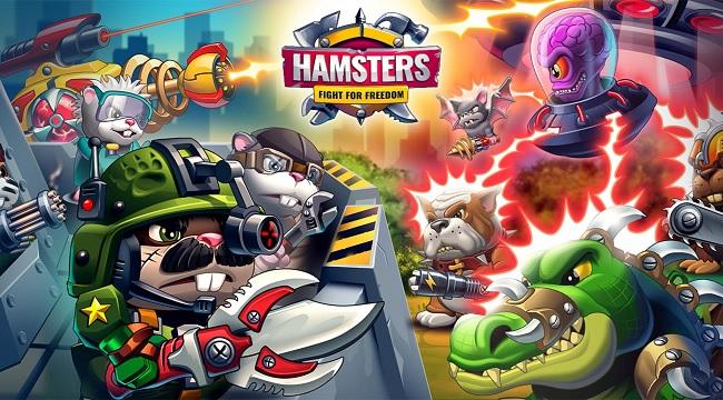 Hamsters: Fight for Freedom – Tưng bừng cùng đội quân chuột nhí