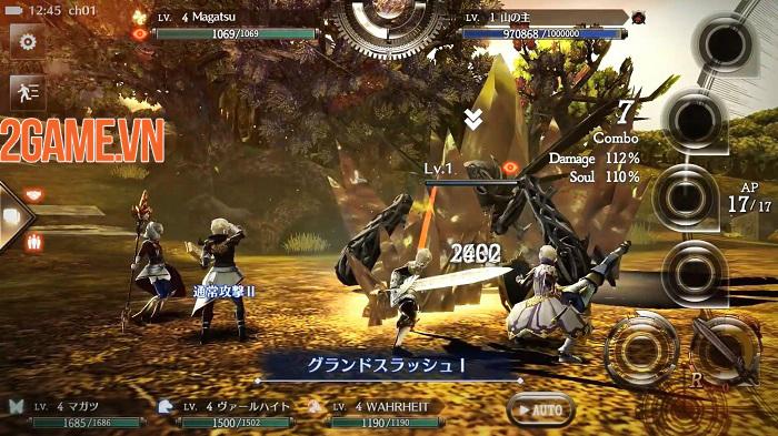 Siêu phẩm game nhập vai Nhật Bản Magatsu Wahrheit ra mắt bản quốc tế 3