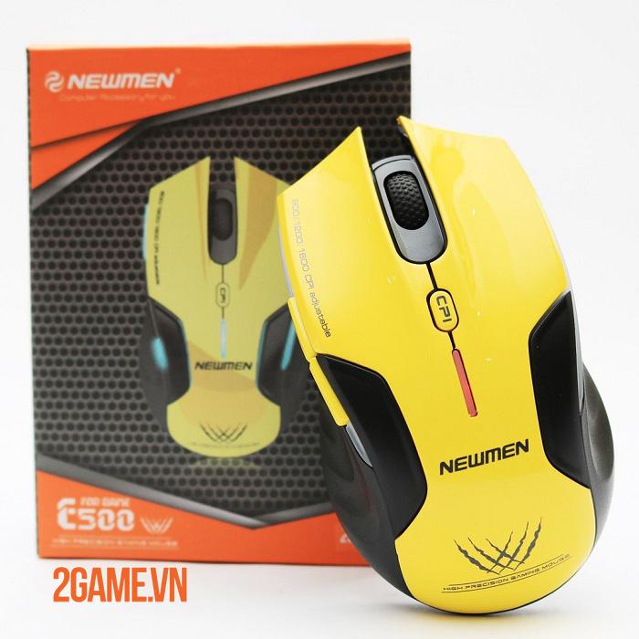 Newmen N500Plus - Chuột bình dân ngon bổ rẻ cho game thủ 0