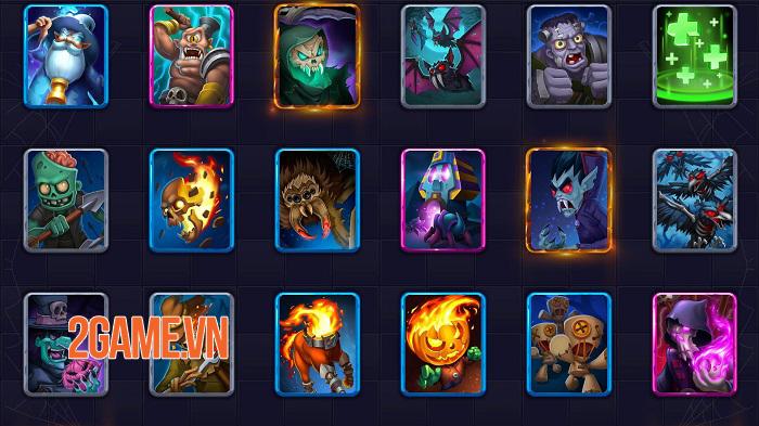 Spooky Wars - Game chiến thuật phòng thủ tháp với các yếu tố hành động 3