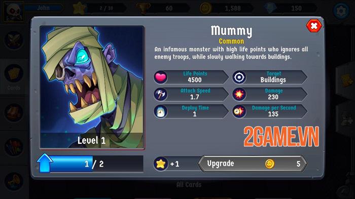 Spooky Wars - Game chiến thuật phòng thủ tháp với các yếu tố hành động 2