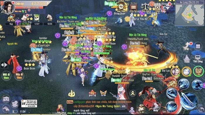 Thiên Ngoại Giang Hồ mang không khí võ lâm nghẹt thở quay trở lại làng game Việt 5