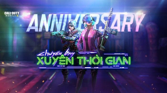Call of Duty: Mobile VN tung siêu cập nhật đậm chất Cyberpunk 0