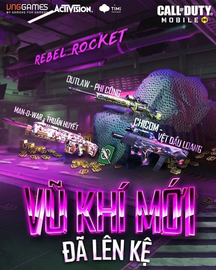 Call of Duty: Mobile VN tung siêu cập nhật đậm chất Cyberpunk 2