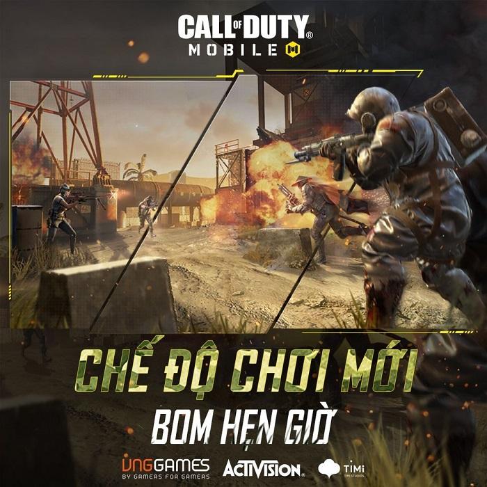 Call of Duty: Mobile VN tung siêu cập nhật đậm chất Cyberpunk 1