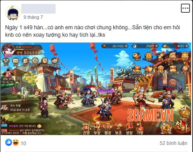 Không ít game thủ Việt rủ nhau chơi trước Thiếu Niên 3Q VNG bản nước ngoài 5