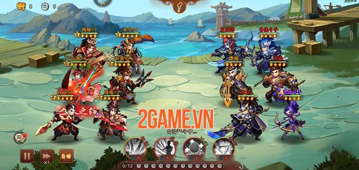 Không ít game thủ Việt rủ nhau chơi trước Thiếu Niên 3Q VNG bản nước ngoài 4