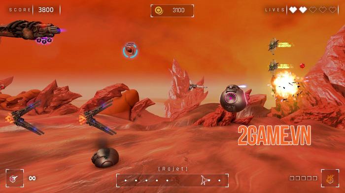 Endless Zone - Game hành động bắn súng phong cách retro hoài cổ 1