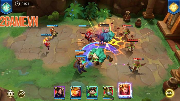 Infinite Heroes - PK đã tay cùng những chiến thần vô cùng xuất chúng 1