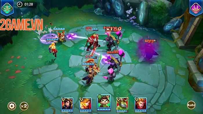 Infinite Heroes - PK đã tay cùng những chiến thần vô cùng xuất chúng 2