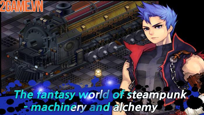 Mystic Guardian - game nhập vai vào thế giới kỳ lạ của nghệ thuật giả kim 1