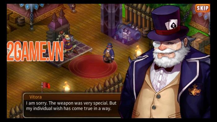 Mystic Guardian - game nhập vai vào thế giới kỳ lạ của nghệ thuật giả kim 6