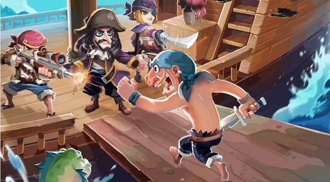 Pirate Defender – Đại hải chiến và trở thành hải tặc lừng danh thiên hạ