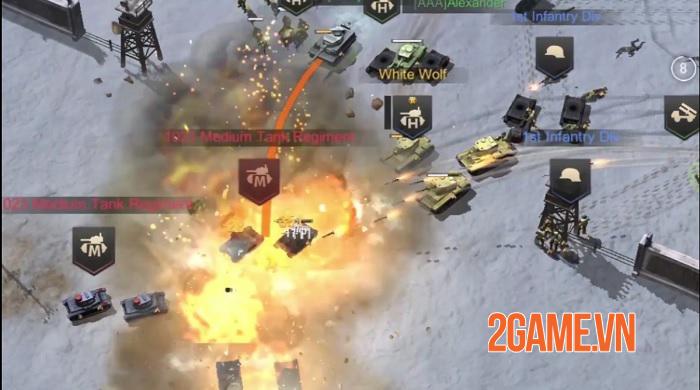 Warpath - Xây dựng đội quân từ hơn 90 loại đơn vị quân sự cổ điển 0