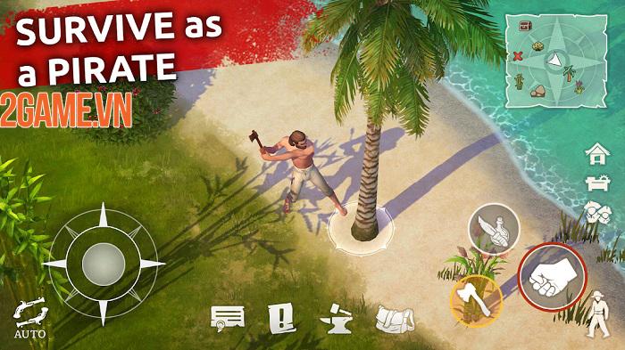 Mutiny Pirate Survival - Hành trình trở lại thuở huy hoàng của đại hải tặc 0