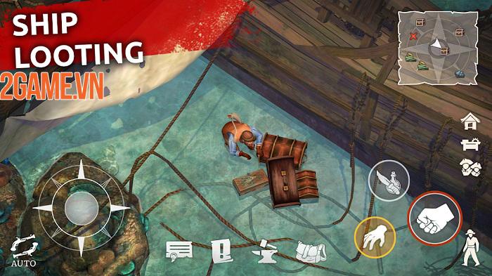 Mutiny Pirate Survival - Hành trình trở lại thuở huy hoàng của đại hải tặc 1