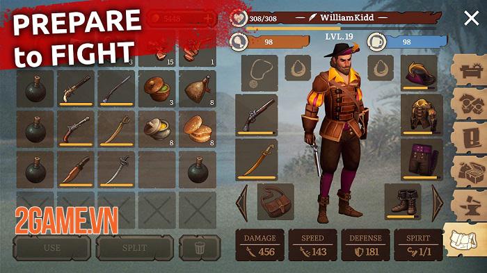 Mutiny Pirate Survival - Hành trình trở lại thuở huy hoàng của đại hải tặc 3