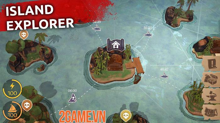 Mutiny Pirate Survival - Hành trình trở lại thuở huy hoàng của đại hải tặc 4