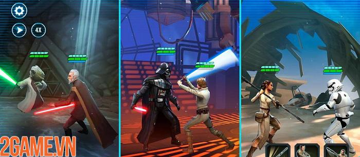 Top 7 game chuyển thể từ tiểu thuyết và phim ảnh mới trong tháng 10 3