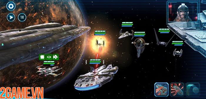 Star Wars: Galaxy of Heroes - Trở thành người hùng của các vì sao 1