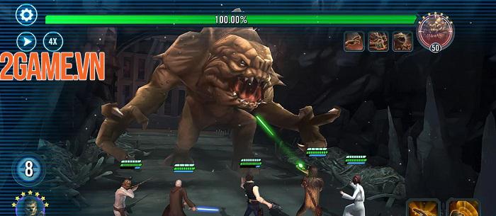 Star Wars: Galaxy of Heroes - Trở thành người hùng của các vì sao 4