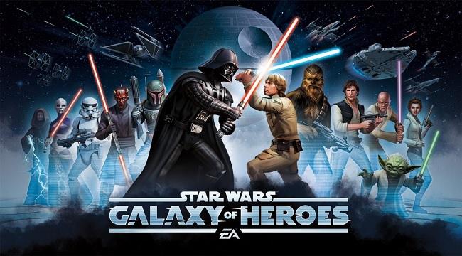 Star Wars: Galaxy of Heroes – Trở thành người hùng của các vì sao