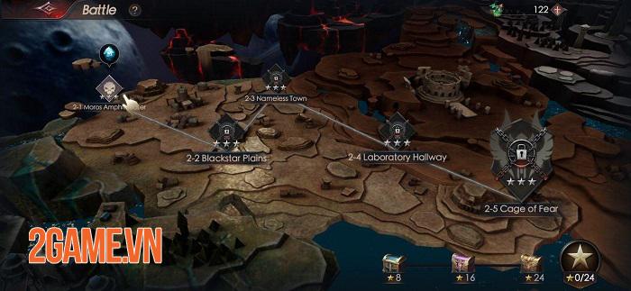 Dark Nemesis: Infinite Quest - Game MMORPG với hiệu ứng hình ảnh 3D tuyệt đẹp 1