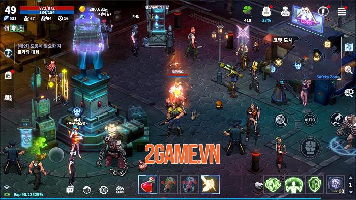 Zone4M - Mê mẩn với bộ sưu tập 160 nhân vật độc đáo với nhiều khả năng khác nhau 0