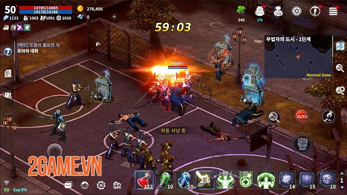 Zone4M - Mê mẩn với bộ sưu tập 160 nhân vật độc đáo với nhiều khả năng khác nhau 2