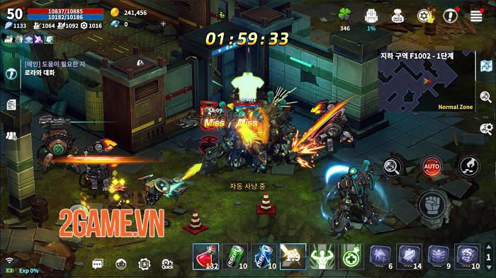 Zone4M - Mê mẩn với bộ sưu tập 160 nhân vật độc đáo với nhiều khả năng khác nhau 3
