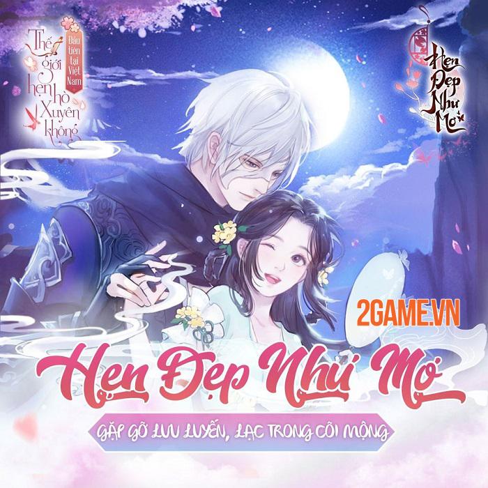Hẹn Đẹp Như Mơ - Game hẹn hò xuyên không đầu tiên sắp ra mắt tại Việt Nam 3