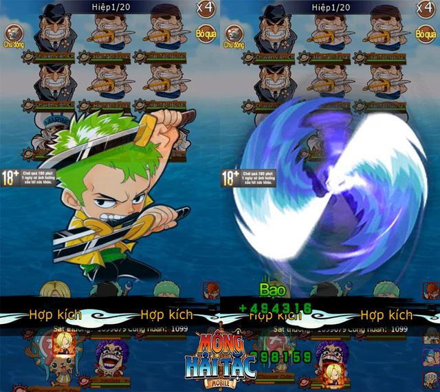 Tặng 1000 giftcode game Mộng Hải Tặc 2