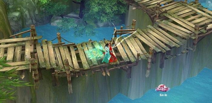 Tình Kiếm 3D - Cầu nối nên duyên cho nhiều cặp vợ chồng trong làng game Việt 2