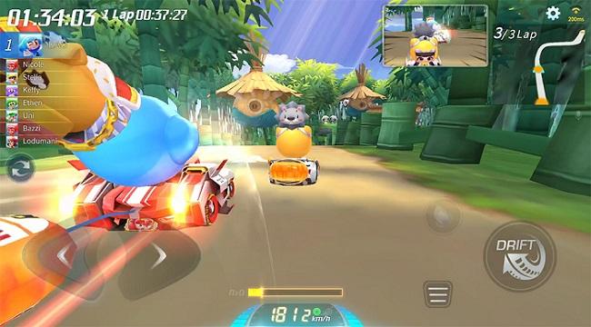 KartRider Rush+ chuẩn bị phát hành với phiên bản Việt hóa hoàn chỉnh