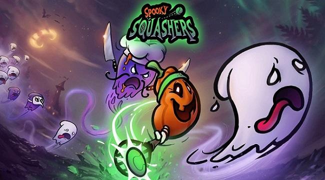 Spooky Squashers – Game thể thao về tiêu diệt ma bằng quả bóng bí ngô