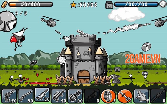 Cartoon Defense - Game hành động phòng thủ tháp thú vị 0