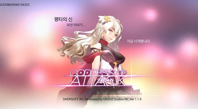 Goddess of Attack – Nhập vai thánh nữ và đi tìm vận mệnh của chính mình