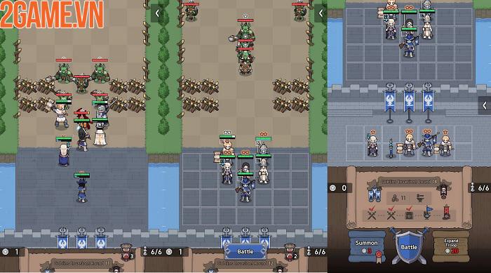 KingGod Castle - Khuynh đảo thế trận và dẫn dắt đột quân hùng mạnh 1