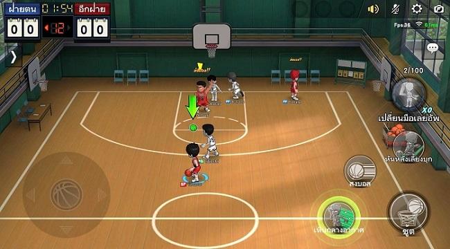 Game chuyển thể từ manga nổi tiếng Slam Dunk Mobile mở cửa thử nghiệm toàn cầu
