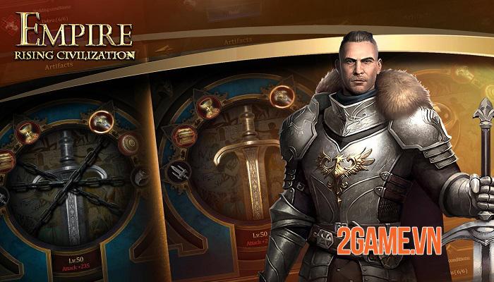 Empire: Rising Civilizations - Tấn công và bảo vệ các lãnh thổ bằng chiến lược riêng 2