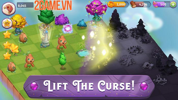 Merge Magic - Tựa game khiến người chơi trở thành thần tạo hóa thần kỳ 2