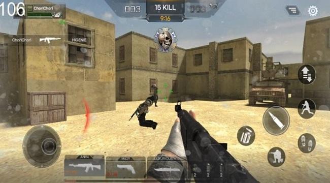 Special Force M: Remastered – Phiên bản hành động bắn súng với đồ họa chỉn chu