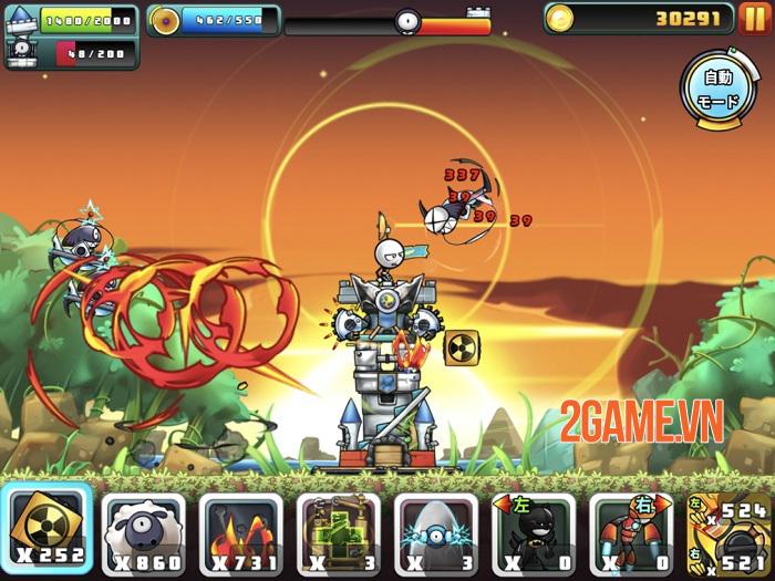 Cartoon Duel - Phiên bản khởi động lại của loạt game thủ tháp Cartoon Defense 0