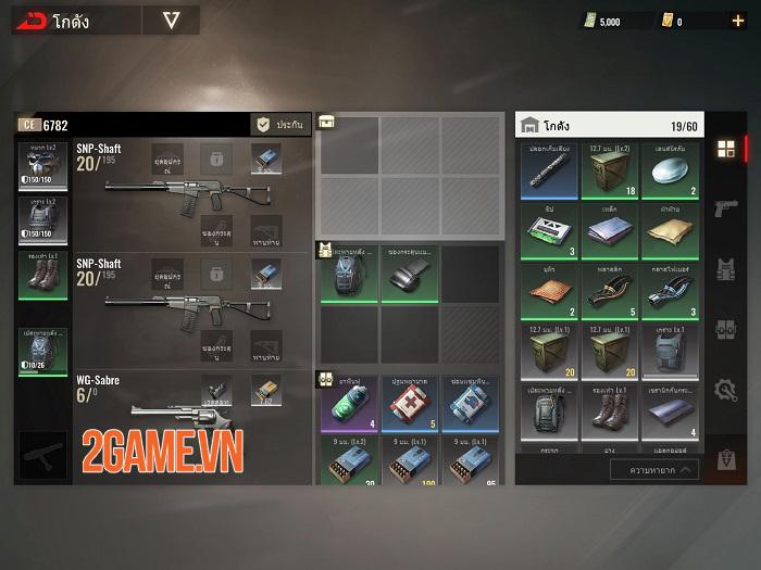 Game bắn súng sinh tồn Badlanders chính thức Open Beta hôm nay 3
