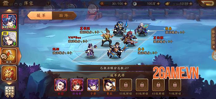 Thiếu Niên 3Q VNG hội tụ đầy đủ tinh hoa của game nhập vai đấu tướng 0