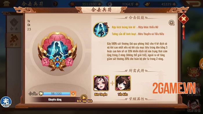Thiếu Niên 3Q VNG hội tụ đầy đủ tinh hoa của game nhập vai đấu tướng 6