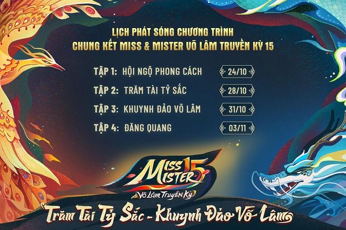 Miss & Mister Võ Lâm Truyền Kỳ 15: Hội ngộ phong cách, cùng nhau tỏa sáng 6
