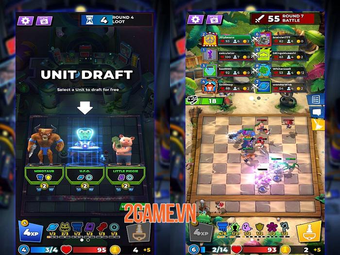 Chaos Combat Chess - Game cờ chiến thuật với dàn nhân vật 3D hoành tráng 0