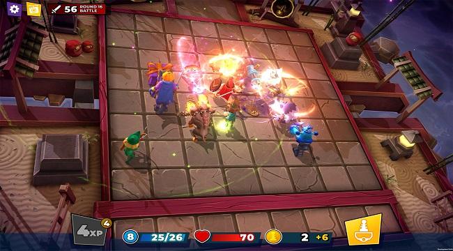 Chaos Combat Chess – Game cờ chiến thuật với dàn nhân vật 3D hoành tráng