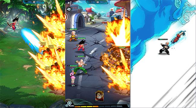 Chiến Binh Tối Thượng phát triển theo mô tuýp bám sát cốt truyện Dragon Ball